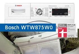 Bosch WTW875W0 Test