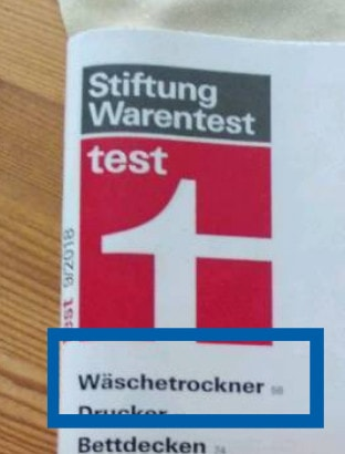 Stiftung Warentest 09 2018