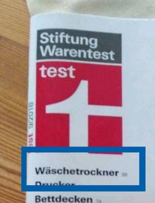 Stiftung Warentest Heft 09 2018